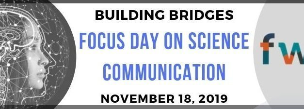 Building Bridges – focus day on science communication
